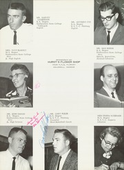 Page 12, 1966 Edition, Caldwell High School - Blue Jay Yearbook (Caldwell, KS) online yearbook collection