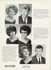 Page 14, 1966 Edition, Caldwell High School - Blue Jay Yearbook (Caldwell, KS) online yearbook collection