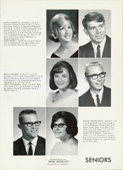 Page 15, 1966 Edition, Caldwell High School - Blue Jay Yearbook (Caldwell, KS) online yearbook collection