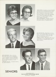 Page 16, 1966 Edition, Caldwell High School - Blue Jay Yearbook (Caldwell, KS) online yearbook collection