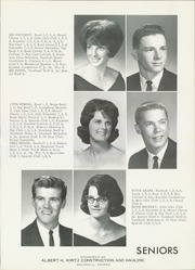 Page 17, 1966 Edition, Caldwell High School - Blue Jay Yearbook (Caldwell, KS) online yearbook collection