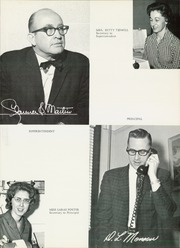 Page 7, 1966 Edition, Caldwell High School - Blue Jay Yearbook (Caldwell, KS) online yearbook collection