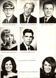 Page 13, 1969 Edition, Caldwell High School - Blue Jay Yearbook (Caldwell, KS) online yearbook collection