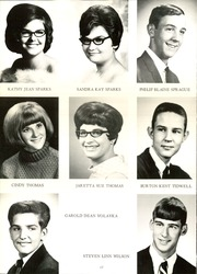 Page 16, 1969 Edition, Caldwell High School - Blue Jay Yearbook (Caldwell, KS) online yearbook collection