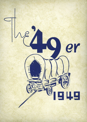 Page 1, 1949 Edition, Ashland High School - Yearbook (Ashland, KS) online yearbook collection