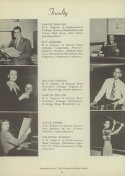 Page 14, 1949 Edition, Ashland High School - Yearbook (Ashland, KS) online yearbook collection