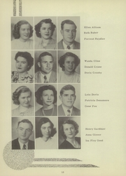Page 16, 1949 Edition, Ashland High School - Yearbook (Ashland, KS) online yearbook collection