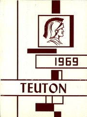 1969 Edition, Inman High School - Teuton Yearbook (Inman, KS)
