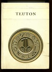 1971 Edition, Inman High School - Teuton Yearbook (Inman, KS)
