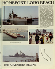 Page 11, 1990 Edition, Antietam (CG 54) - Naval Cruise Book online yearbook collection