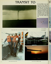Page 12, 1990 Edition, Antietam (CG 54) - Naval Cruise Book online yearbook collection