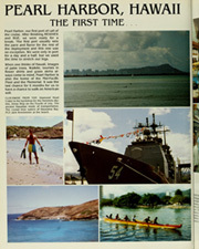 Page 14, 1990 Edition, Antietam (CG 54) - Naval Cruise Book online yearbook collection