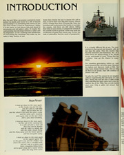 Page 6, 1990 Edition, Antietam (CG 54) - Naval Cruise Book online yearbook collection