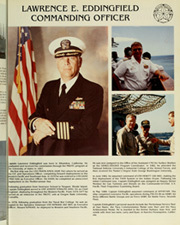 Page 7, 1990 Edition, Antietam (CG 54) - Naval Cruise Book online yearbook collection