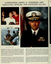 Page 8, 1990 Edition, Antietam (CG 54) - Naval Cruise Book online yearbook collection