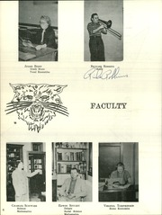 Page 10, 1957 Edition, Moundridge High School - Wildcat Yearbook (Moundridge, KS) online yearbook collection