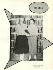 Page 11, 1957 Edition, Moundridge High School - Wildcat Yearbook (Moundridge, KS) online yearbook collection