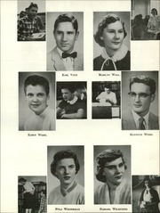 Page 17, 1957 Edition, Moundridge High School - Wildcat Yearbook (Moundridge, KS) online yearbook collection