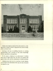 Page 6, 1957 Edition, Moundridge High School - Wildcat Yearbook (Moundridge, KS) online yearbook collection