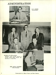 Page 8, 1957 Edition, Moundridge High School - Wildcat Yearbook (Moundridge, KS) online yearbook collection