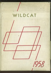 Page 1, 1958 Edition, Moundridge High School - Wildcat Yearbook (Moundridge, KS) online yearbook collection