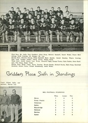 Page 10, 1958 Edition, Moundridge High School - Wildcat Yearbook (Moundridge, KS) online yearbook collection