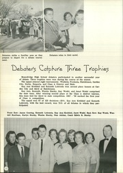 Page 14, 1958 Edition, Moundridge High School - Wildcat Yearbook (Moundridge, KS) online yearbook collection