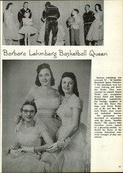 Page 15, 1958 Edition, Moundridge High School - Wildcat Yearbook (Moundridge, KS) online yearbook collection