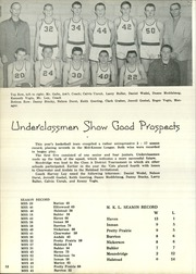 Page 16, 1958 Edition, Moundridge High School - Wildcat Yearbook (Moundridge, KS) online yearbook collection