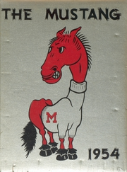 1954 Edition, Macksville High School - Mustang Yearbook (Macksville, KS)