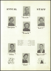 Page 7, 1956 Edition, Frankfort High School - Wildcat Yearbook (Frankfort, KS) online yearbook collection