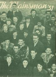 1951 Edition, Garden Plain High School - Plainsman Yearbook (Garden Plain, KS)