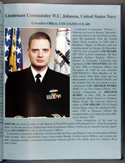 Page 11, 1998 Edition, Anzio (CG 68) - Naval Cruise Book online yearbook collection