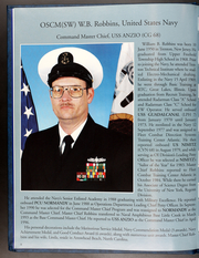 Page 12, 1998 Edition, Anzio (CG 68) - Naval Cruise Book online yearbook collection