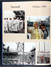 Page 14, 1998 Edition, Anzio (CG 68) - Naval Cruise Book online yearbook collection