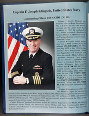 Page 8, 1998 Edition, Anzio (CG 68) - Naval Cruise Book online yearbook collection