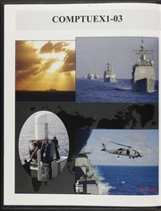 Page 12, 2003 Edition, Anzio (CG 68) - Naval Cruise Book online yearbook collection