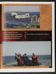 Page 17, 2003 Edition, Anzio (CG 68) - Naval Cruise Book online yearbook collection