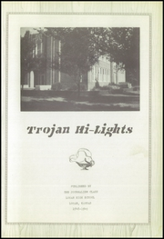 Page 7, 1949 Edition, Logan High School - Trojan Hi Lites Yearbook (Logan, KS) online yearbook collection