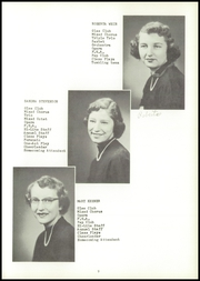 Page 13, 1955 Edition, Wakefield High School - Bombers Yearbook (Wakefield, KS) online yearbook collection