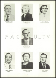 Page 9, 1955 Edition, Wakefield High School - Bombers Yearbook (Wakefield, KS) online yearbook collection