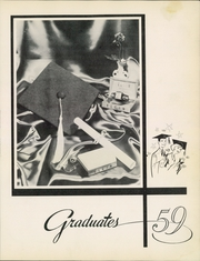 Page 11, 1959 Edition, Bennington High School - Bulldog Yearbook (Bennington, KS) online yearbook collection
