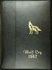 1967 Edition, Lebo High School - Wolf Cry Yearbook (Lebo, KS)