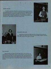 Page 11, 1971 Edition, Lebo High School - Wolf Cry Yearbook (Lebo, KS) online yearbook collection