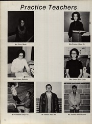 Page 14, 1971 Edition, Lebo High School - Wolf Cry Yearbook (Lebo, KS) online yearbook collection