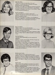 Page 16, 1971 Edition, Lebo High School - Wolf Cry Yearbook (Lebo, KS) online yearbook collection