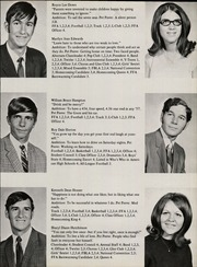 Page 17, 1971 Edition, Lebo High School - Wolf Cry Yearbook (Lebo, KS) online yearbook collection