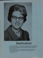 Page 6, 1971 Edition, Lebo High School - Wolf Cry Yearbook (Lebo, KS) online yearbook collection