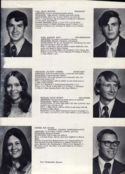Page 13, 1973 Edition, Lebo High School - Wolf Cry Yearbook (Lebo, KS) online yearbook collection