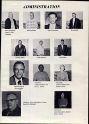 Page 7, 1973 Edition, Lebo High School - Wolf Cry Yearbook (Lebo, KS) online yearbook collection